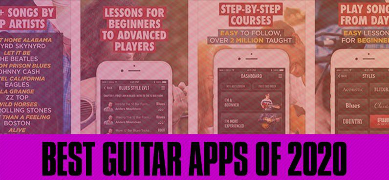 best guitar apps