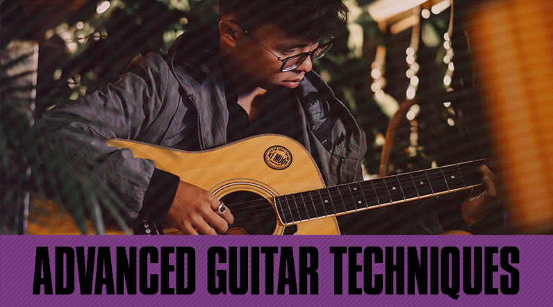 advanced guitar techniques