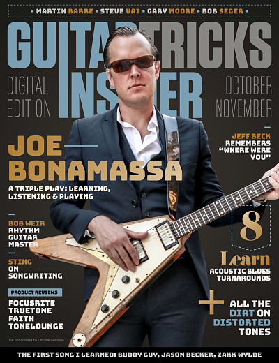 Guitar Tricks Insider October/November
