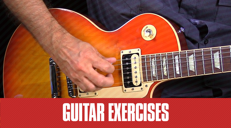 guitar exercises
