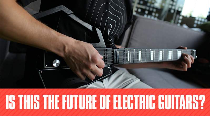 Is This The Future of Electric Guitar?