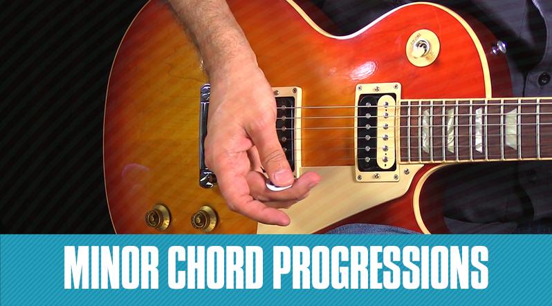 minor chord progressions
