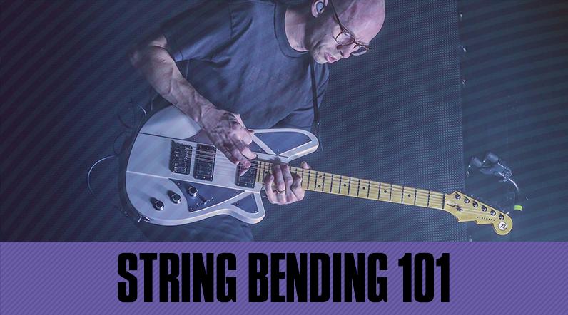 string bending