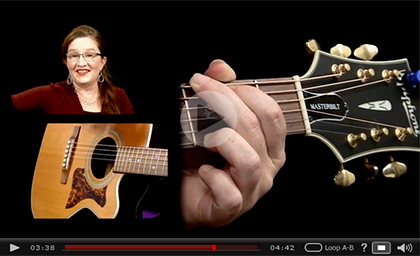 Learn Classic Strumming Technique with Lisa
