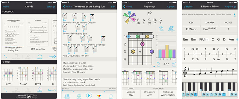 10 Best Guitar Apps Of 2018 For The Iphone And Ipad Guitar Tricks Blog