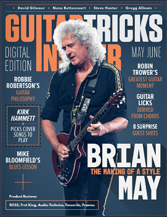 Guitar Tricks Insider May/June Issue