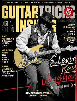 Guitar Tricks Insider September/October Issue