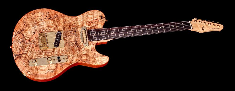Electric #3 - Spalted Maple
