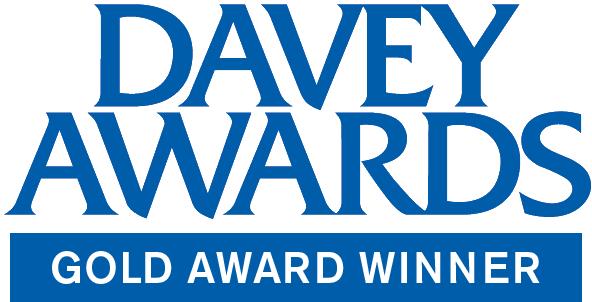 Guitar Tricks is a Davey Awards Gold Award Winner.