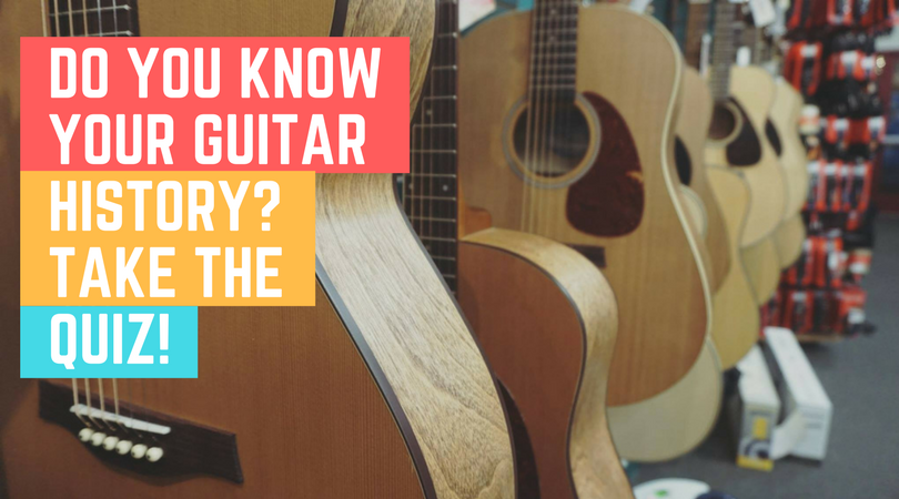 a history of the guitar If you look up the history of the bass guitar, most online references say that it begins in the 1950s with the fender precision electric bass while that's partially true, the history of the bass guitar began long before that.