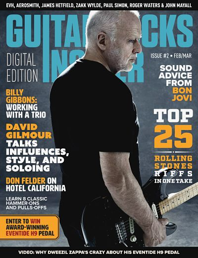 Guitar Tricks Insider Feb/Mar Issue: